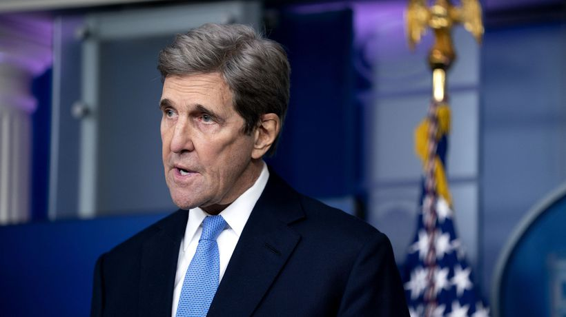 John Kerry says workers have been fed false narrative on climate change