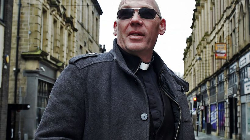 From dealing drugs to delivering food: Pastor Mick on Burnley's Covid crisis
