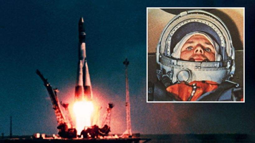 Yuri Gagarin: Sixty years since the first human went into space
