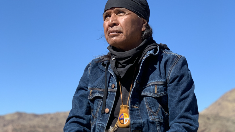 The Apache war against copper mining: 'this is an act of desecration'