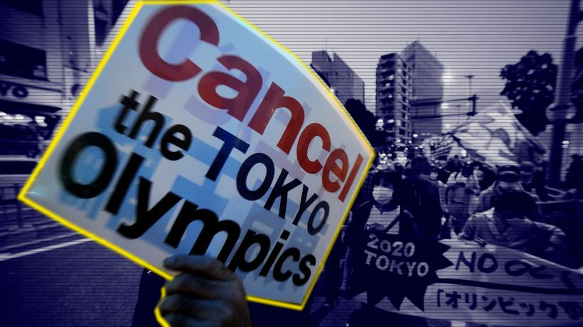 Could the Tokyo Olympics still be cancelled?