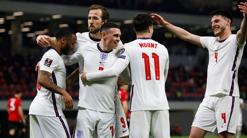 Euro 2020: can Southgate's England take it one step further?