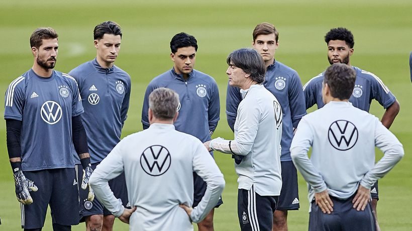 Euro 2020: can Löw go out on a high with Germany?