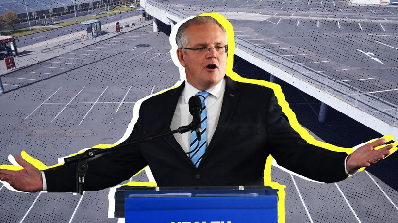Five things you need to know about the Coalition's $660m car park fund scandal