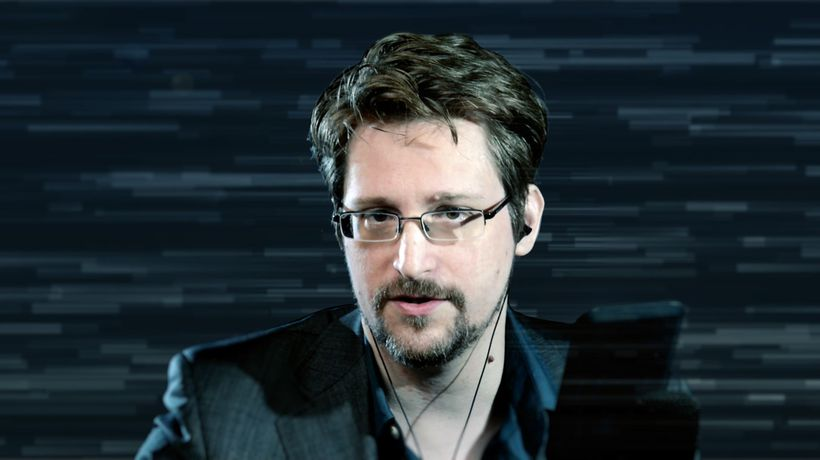 Edward Snowden on spyware: 'This is an industry that should not exist'