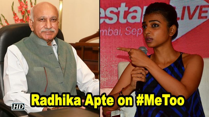 I fully support #MeToo campaign: Radhika Apte