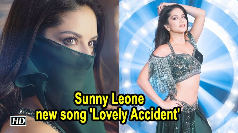 Sunny Leone raises temperature with new song 'Lovely Accident'