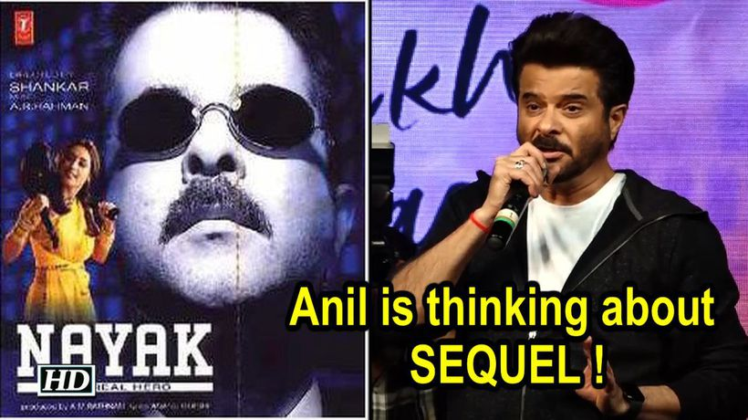 Anil is thinking about Nayak The Real Hero SEQUEL