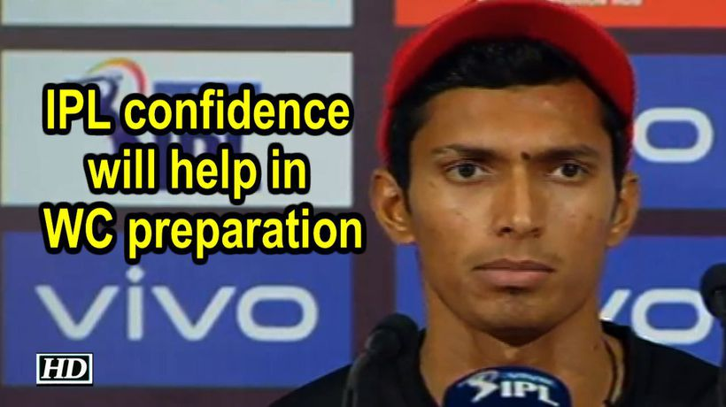 IPL 2019 IPL confidence will help in WC preparation Saini