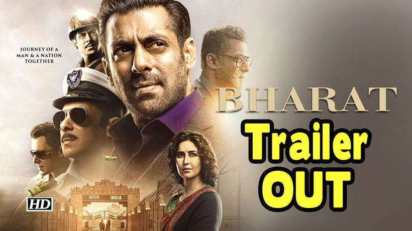Salmans Bharat A Journey of a man and nation together Trailer OUT