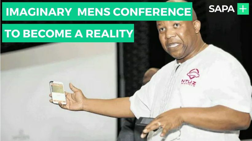 Social media men's conference to become a reality
