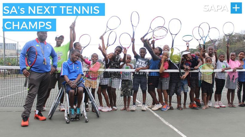 South Africa's next tennis champions