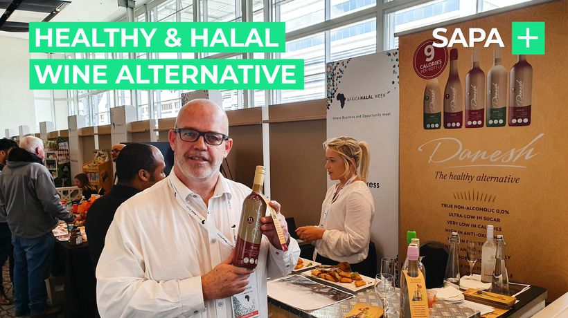 Here's a healthy and Halal wine alternative