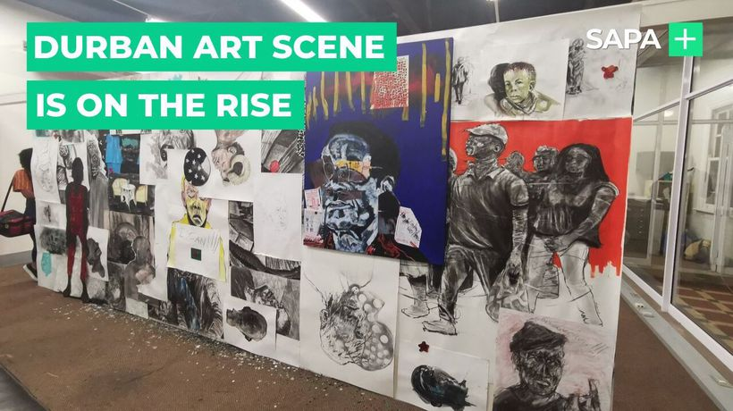 Durban art scene is on the rise