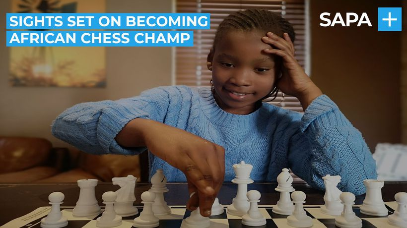 Best friend raising funds to get SA chess champion, Amahle Zenzile, to African championships