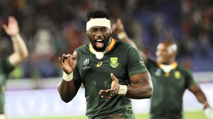 Springboks skipper Kolisi wins UK writers' award