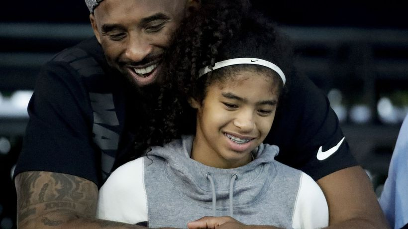 "NBA icon Kobe Bryant, 41, and his daughter Gianna ""Gigi"" Bryant were killed in a helicopter crash"