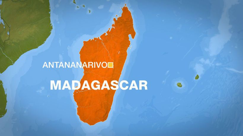 Death toll rises in rain-battered Madagascar