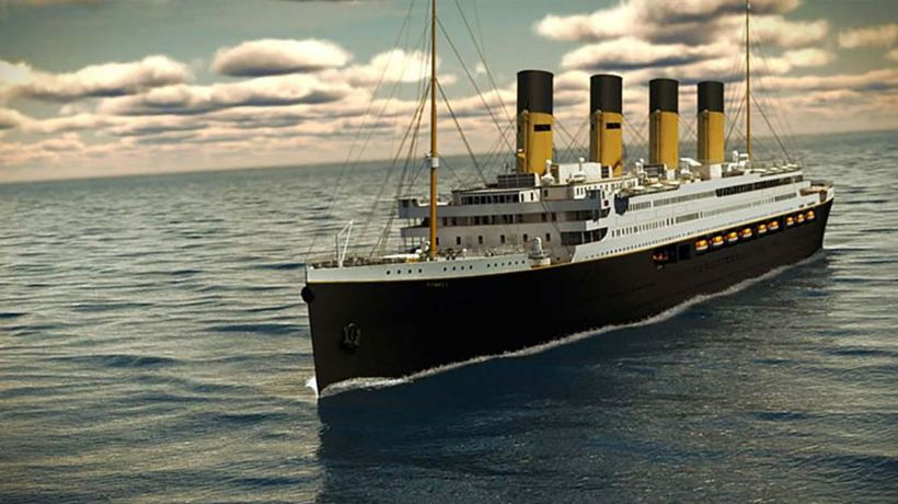 Why This Titanic Replica is Moving 'Full Steam Ahead'