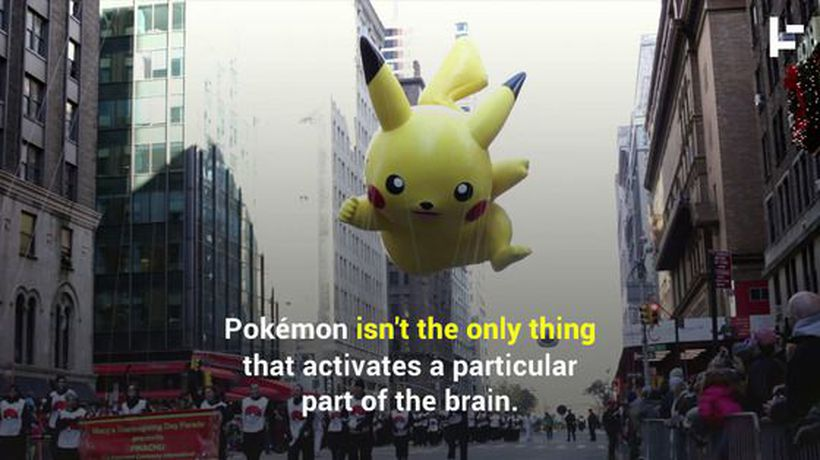 Playing Pokemon as a Kid May Have Altered Your Brain