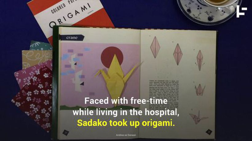 Sadako Sasaki: Tragedy, Hope and 1,000 Paper Cranes