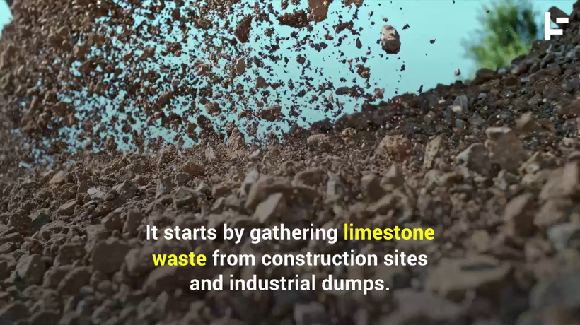 They're Making Paper Out of Stone - And Saving Lots of Trees