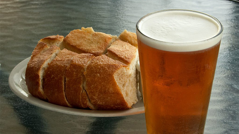 Are Bread, Beer and Coffee Healthy?