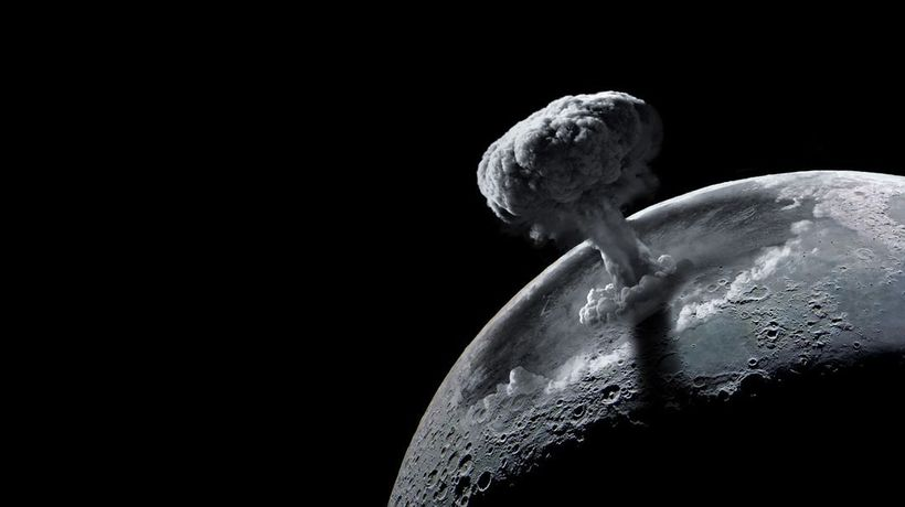 What If We Nuked the Moon?