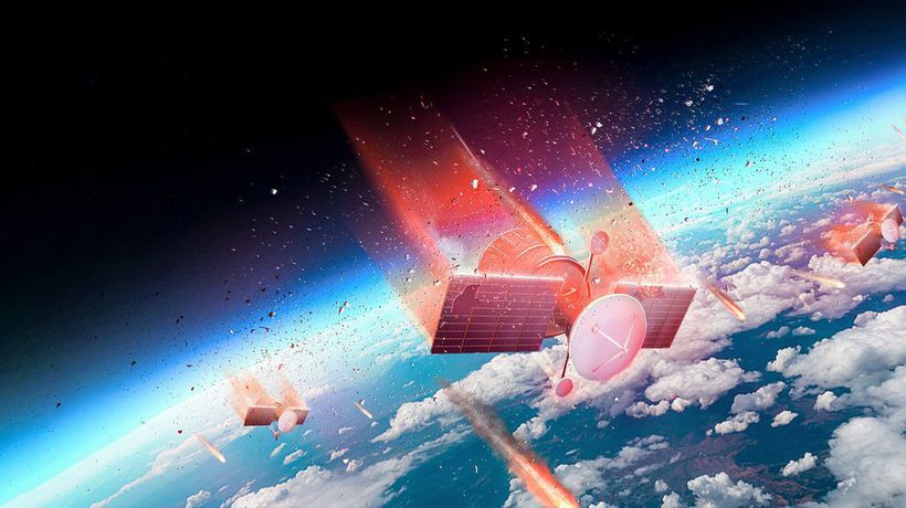 What If Every Satellite Fell to Earth?
