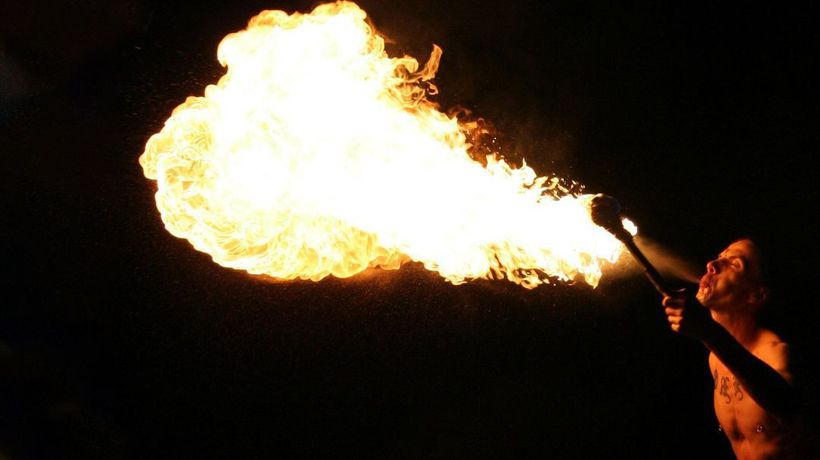 What If You Could Breathe Fire?