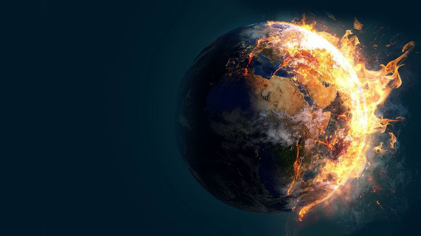 What If Earth's Atmosphere Became Super-heated to 1,000 Degrees for 5 Seconds?