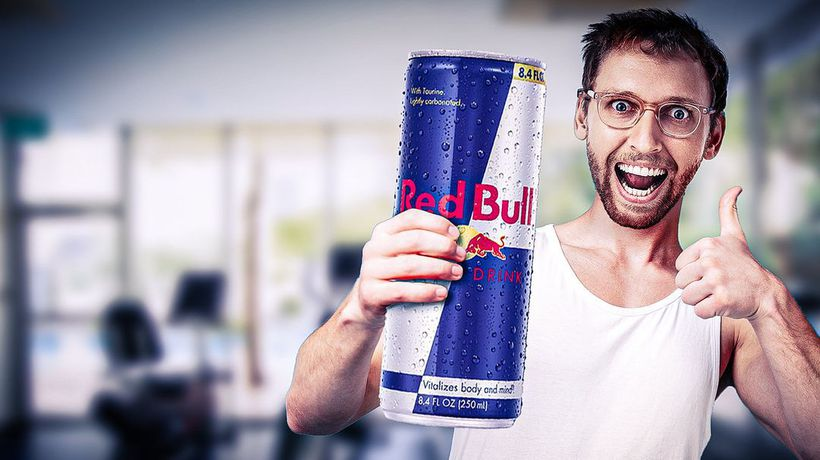 What If You Drank 1,000 Red Bulls in a Month?