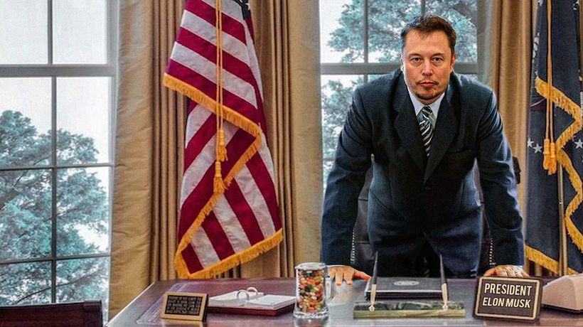 What If Elon Musk Became President?