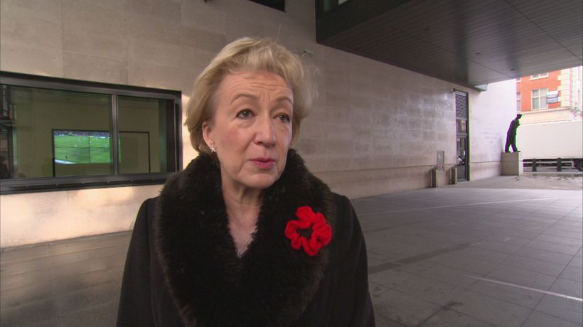 Andrea Leadsom asked about Brexit negotiations