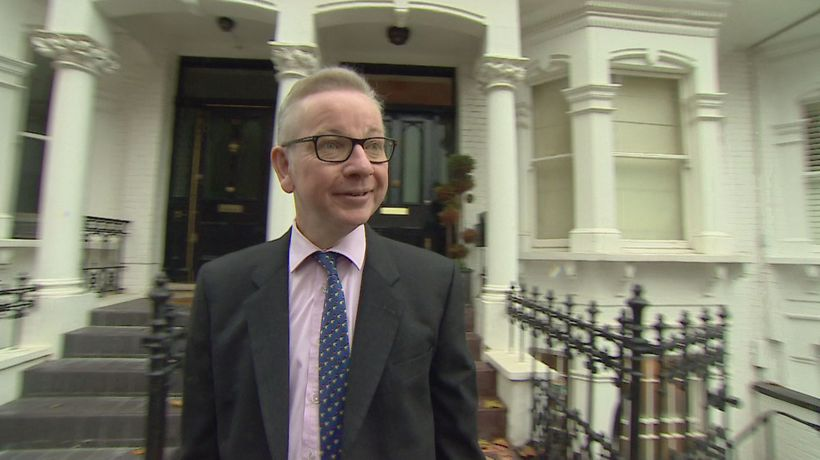 Gove: The PM is trying to get the very best deal for Britain