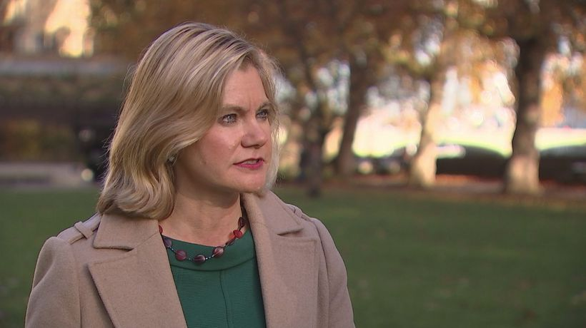 Greening: 'Parliament is gridlocked' over Brexit