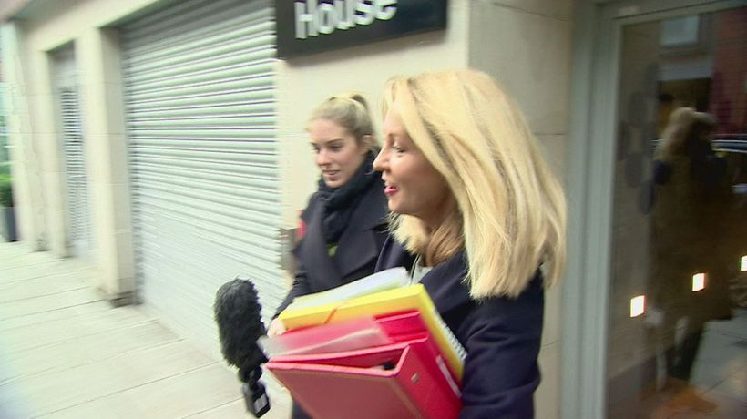 Esther McVey: 'I'm going to read Brexit papers'