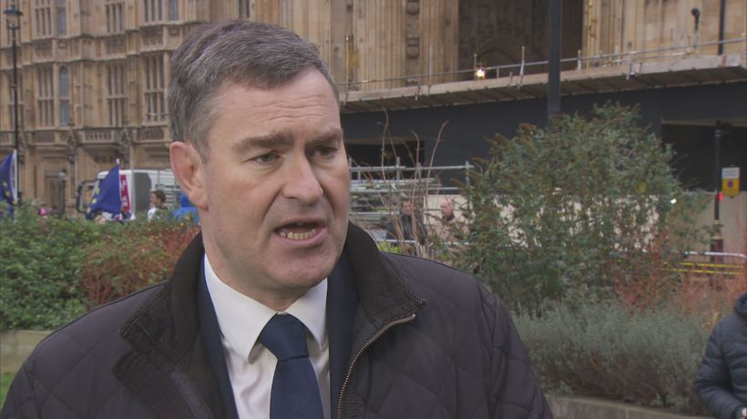 Gauke: MPs have responsibility to 'find way through' Brexit