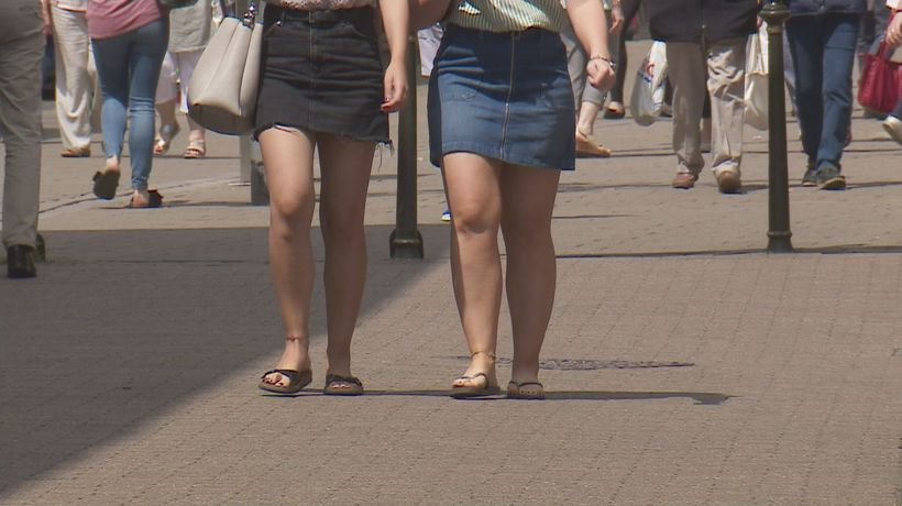 Upskirting to become crime in England and Wales