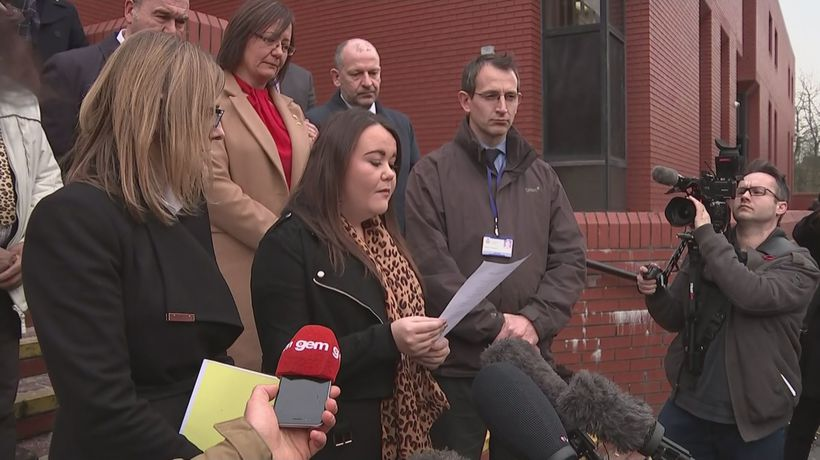 Family of arson attack victim: Months were 'worst' of lives