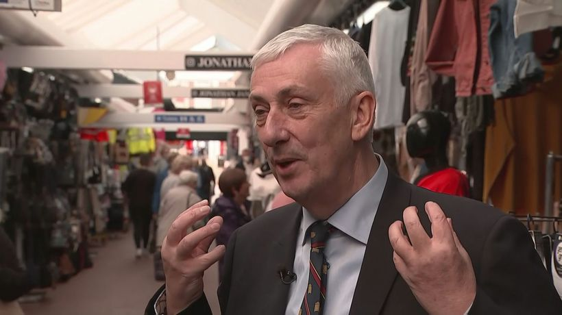 Sir Lindsay Hoyle 'excited' for Pelosi visit to Chorley