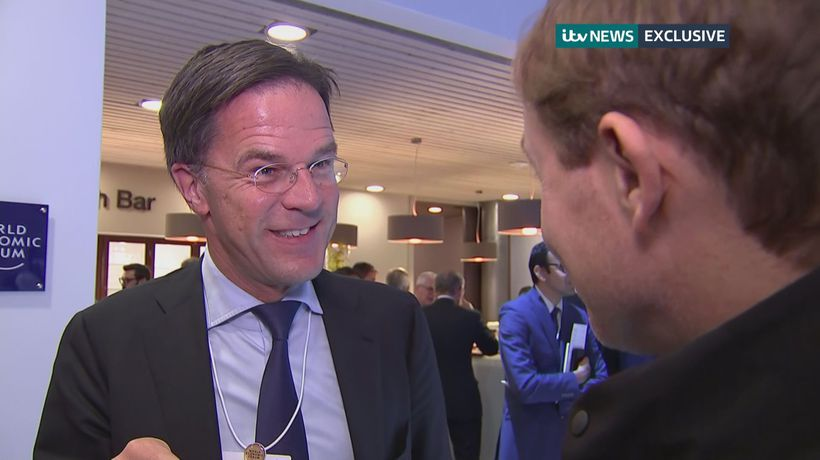 Dutch PM has 'confidence' Theresa May will deliver Brexit