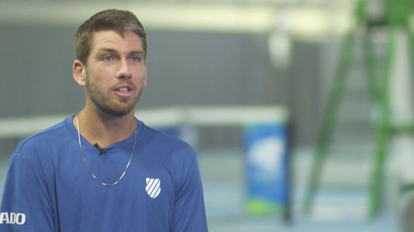 Cameron Norrie: 'So special' to be British number one