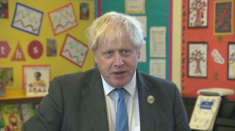 PM: 'We must fortify ourselves further' with Covid boosters