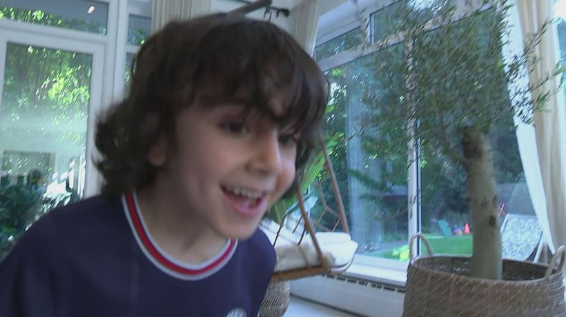 Five-year-old footballer scouted by Premier League