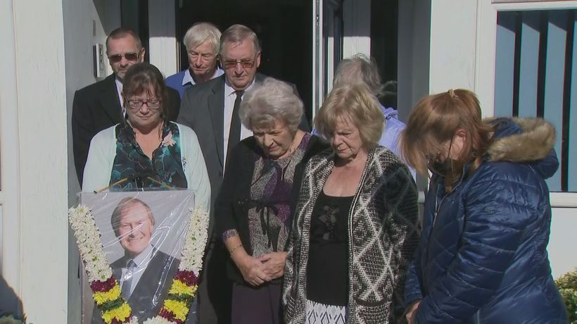 Minute's silence held in Leigh-on-Sea for murdered MP