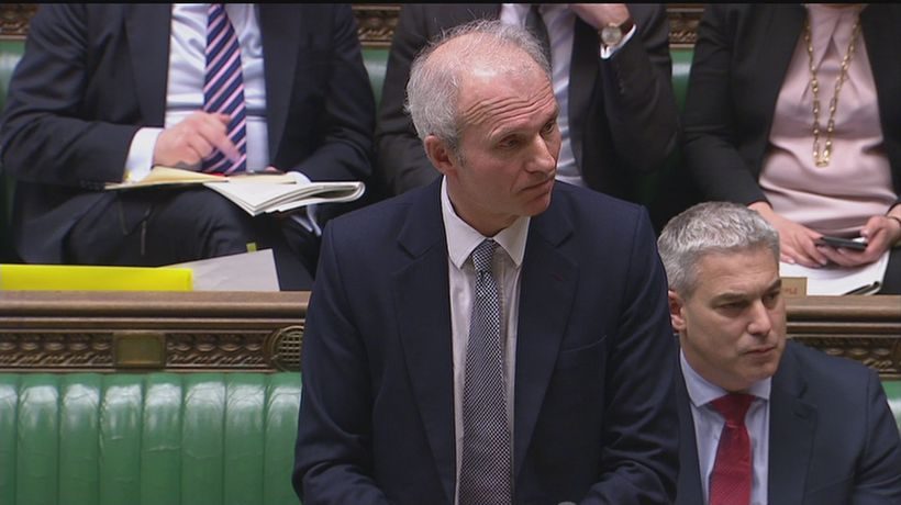 Lidington: 'Government never wanted to extend Article 50'