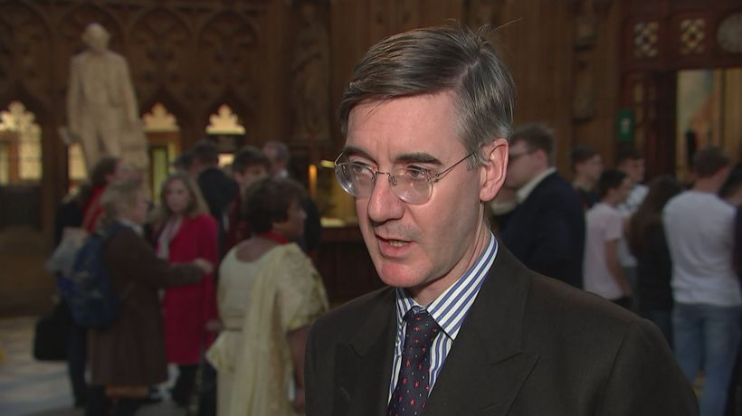 Rees-Mogg: Delaying Brexit is attempt to thwart Brexit