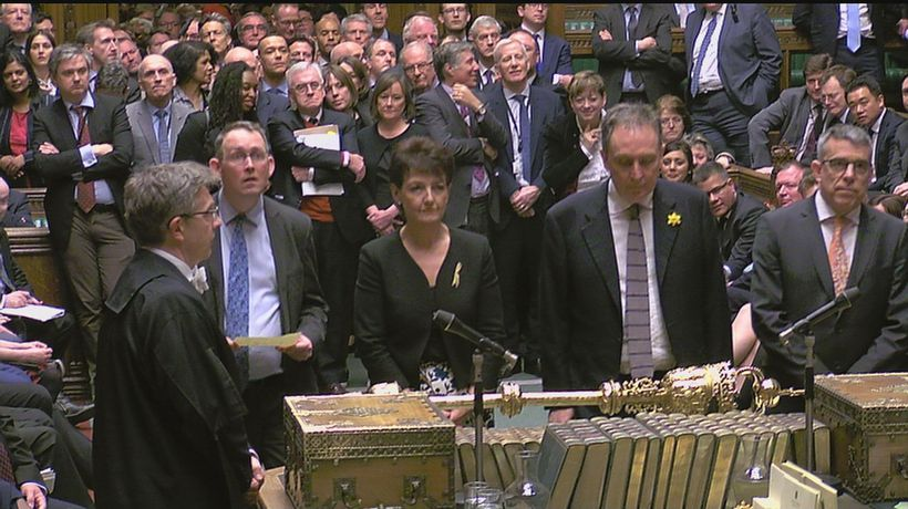 MPs reject Labour plan to delay Brexit