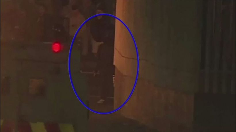 Police release footage of Derry shooting suspect